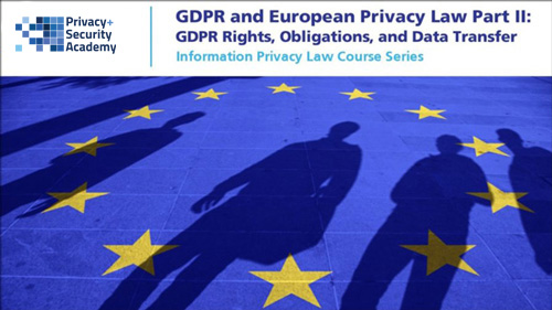GDPR Online Courses